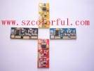 Samsung CLP600 toner chip/cartridge chip/compatible chip/drum chip/printer chip