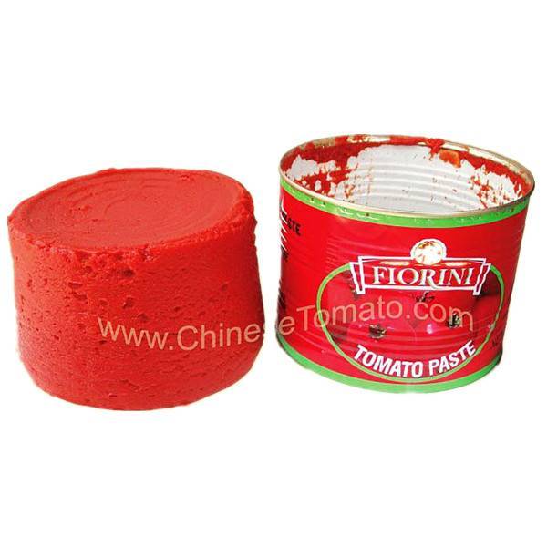 Canned tomato paste 28-30% manufacturer