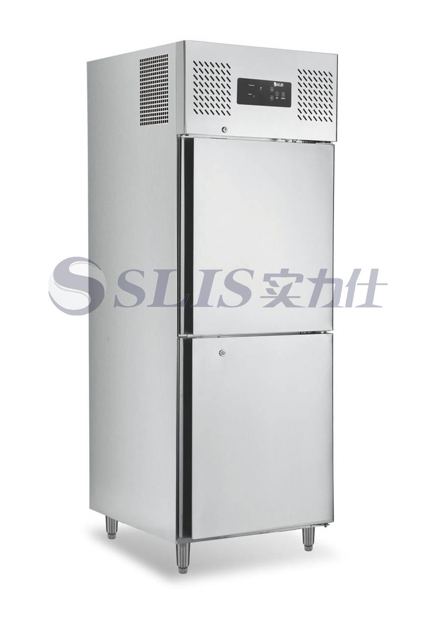 Fan Cooling LED Touch Controller freezer,double door,600L