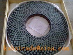 Sell surface Diamond abrasive, flat wheel 6A2T 1A2T 1A2