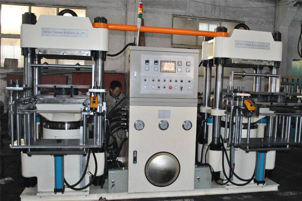 CZK Series Vacuum Vulcanizing Press