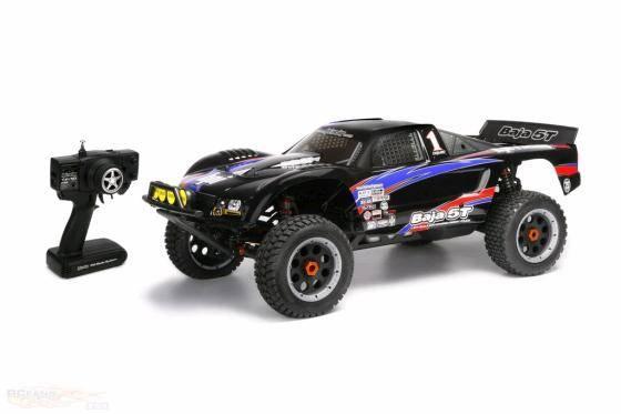Sell Brand new Hpi Racing Baja 5T 26cc RTR Monster Truck