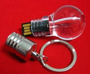 Bulb usb flash disk,bulb memory chip