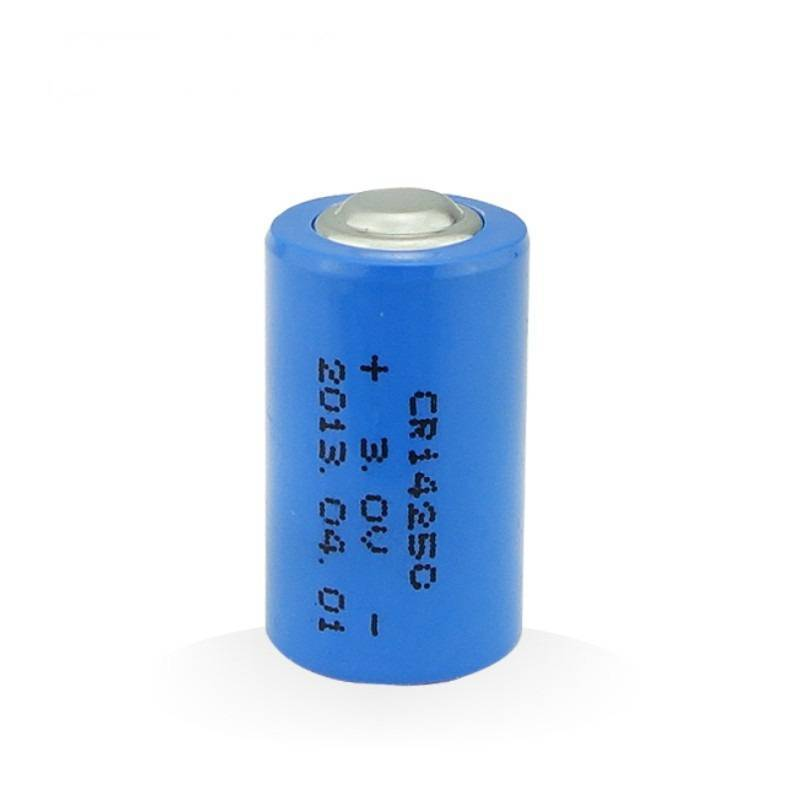 3.0V Primary LiMnO2 battery CR14250 1/2AA battery for medical equipment water gas meter battery