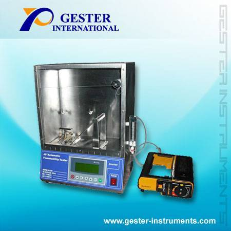 GT-C32 45Degree Automatic Flammability Tester