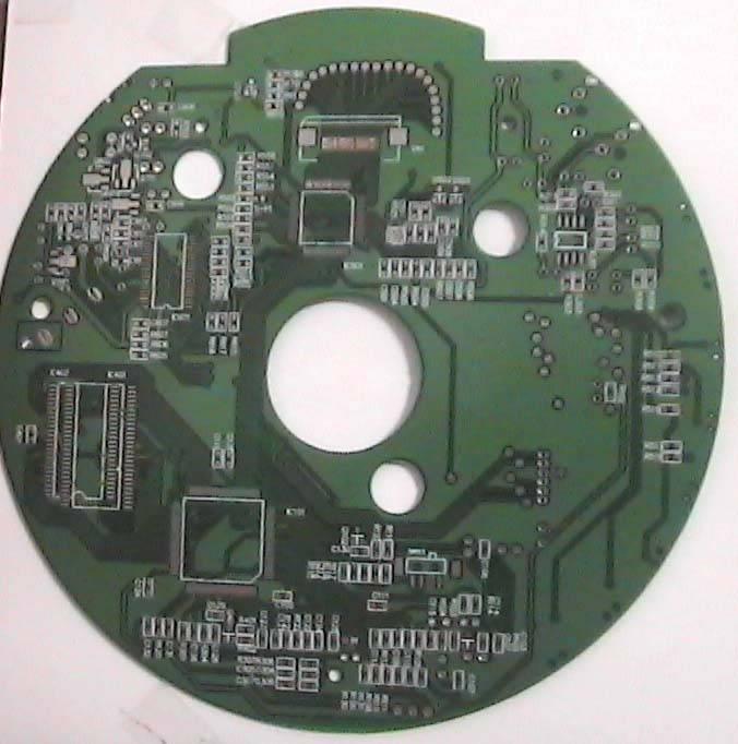 Round Circle PCB