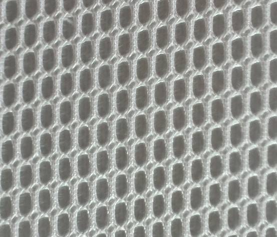 softness polyester warp knitting spacer air mesh lining