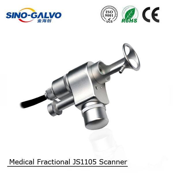 JS1105 Medical fractional CO2 Laser For Winkle Removal