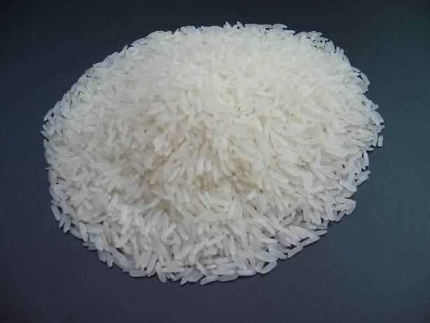 Thai white rice 5% (origin Thailand).