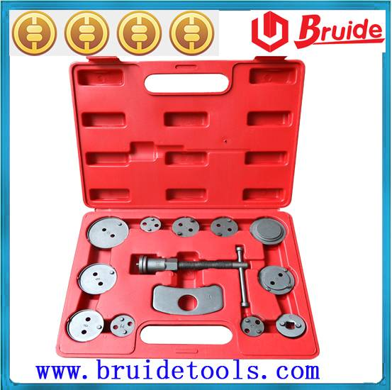 13pcs Brake Wind Back Kit Set/pieces brake caliper wind back tool set/car repair tools