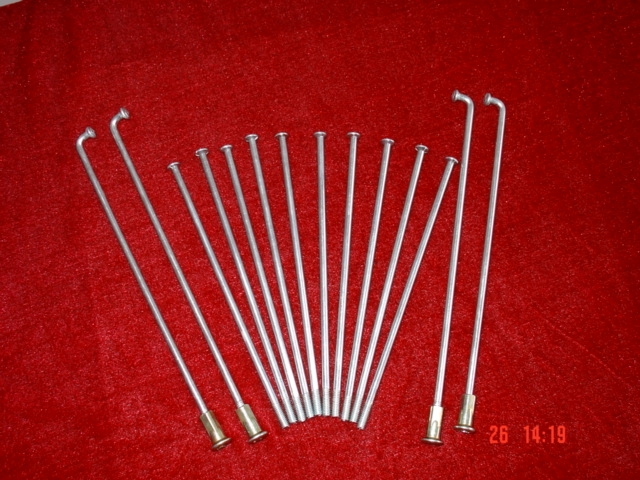 8# -15# spokes and  nipples for bicycle,tricycle and motorcycle