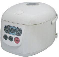 Whole plastic deluxe rice cooker