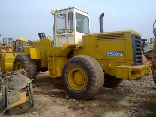used kawasaki 80z wheel loader