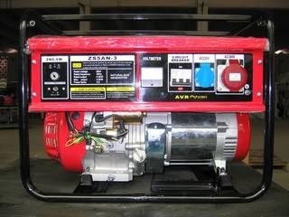 Gas generator set and Diesel gen set