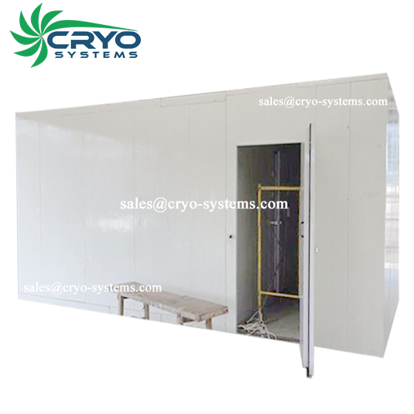 CRYO providing cold room one-stop solution