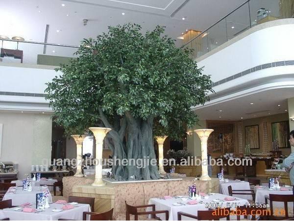 artificial banyan tree(new design decoration tree)