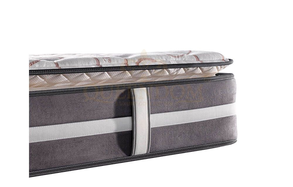 Pocket Sprung Mattress With Tencel Fabric - Multi-Functional 9-Zone