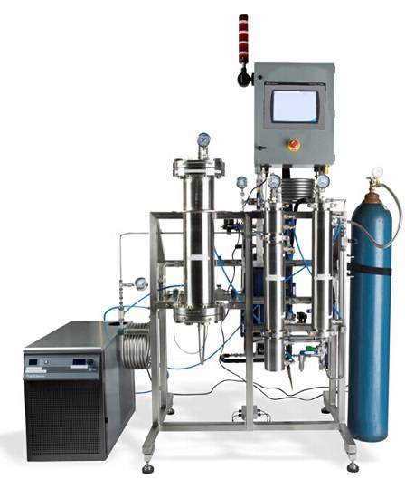 supercritical CO2 Fluid extraction machine skype:kaiserzy