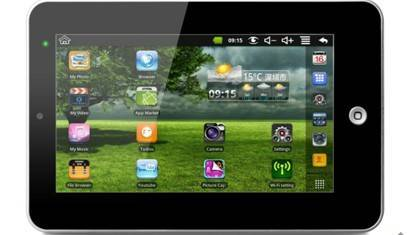 FC707 7 inch Google Android2.2 WiFi tablet pc mid pc