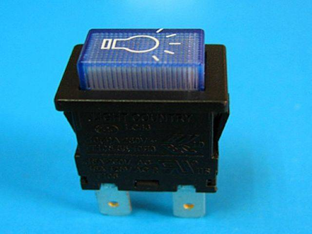 LC83 Serious Push Button Switch with UL, CUL,VDE