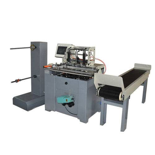Semi-Automatic Double Wire Binding Machine (Calendar)