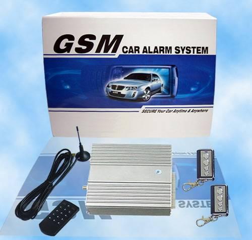 Two way intelligent voice GSM car alarm system PST-GSM-C01