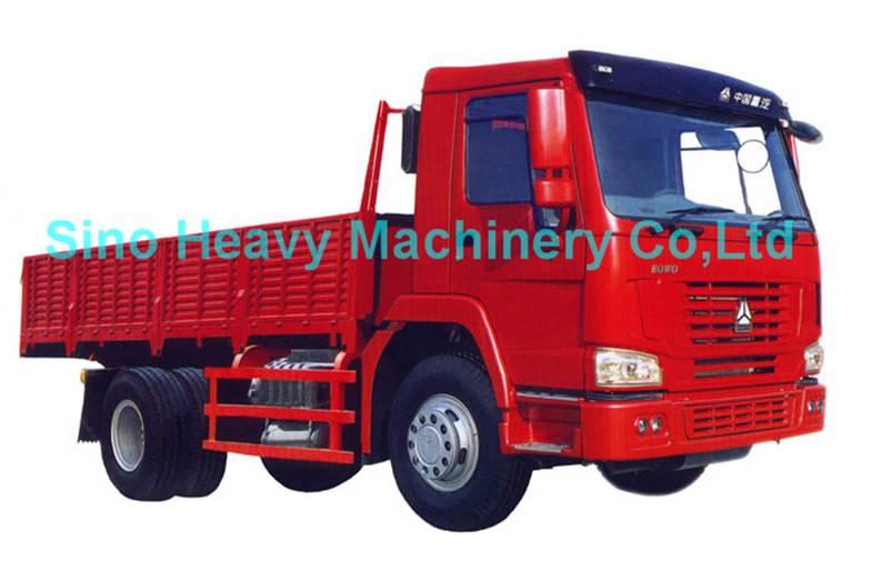 SINOTRUK HOWO 4X2 CARGO TRUCK 290HP