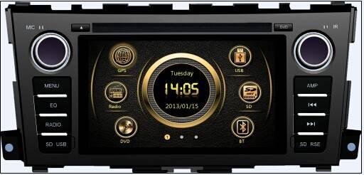 car dvd for 2014 Nissan Teana