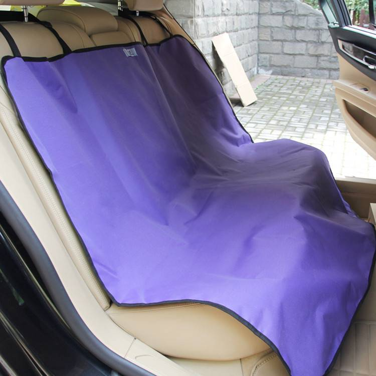 Waterproof Pet Car Seat Cover Auto Dog Car Seat Cover Safety Pet Car Seat Cover