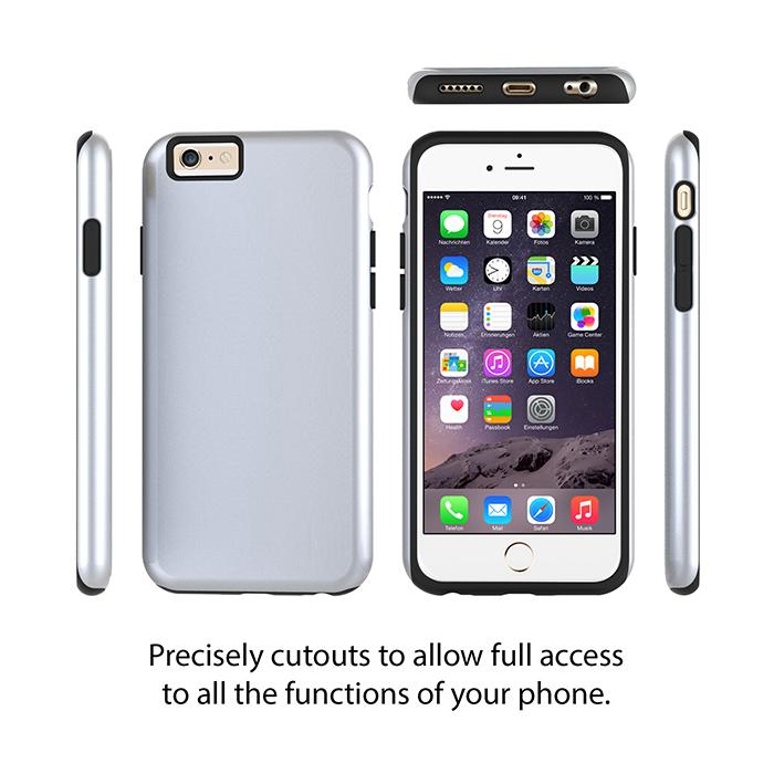 dual layer case