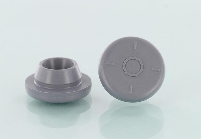 Pharmaceutical rubber stopper of antibiotic bottle 20-B2+