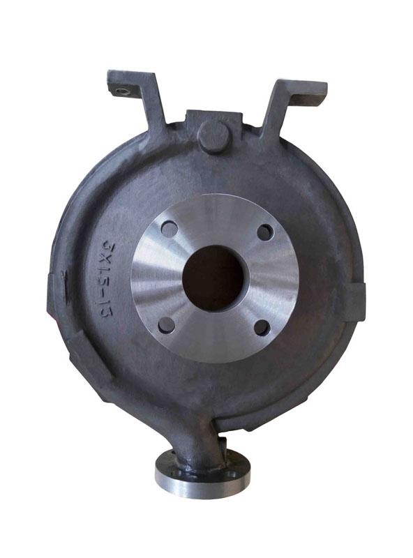 Durco Mark 3 Stainless Steel Centrifugal Pump Impeller