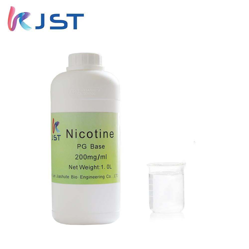 200mg/ml nicotine base pg