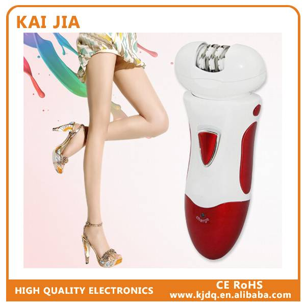 KJ-3018 rechargeable lady epilator