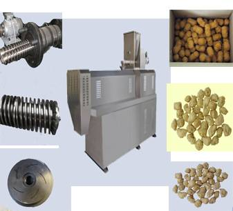 textured soy bean protein processing line