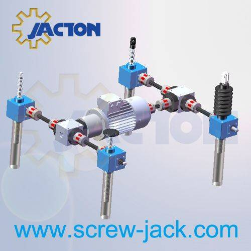 linear actuators lifting platforms