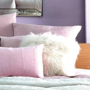 mongolian lamb fur cushion, fur cushion