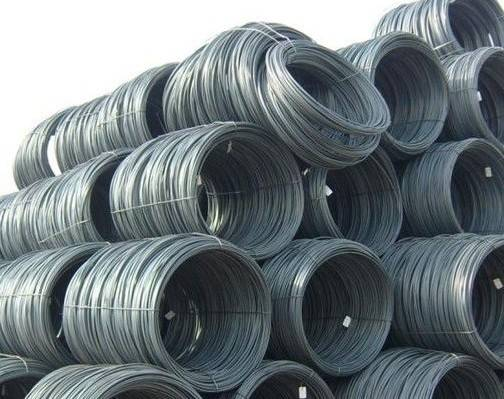 SAE1008b Steel Wire Rod Coils