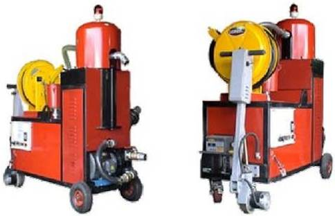 LUBRICANT RECOVERY MACHINE