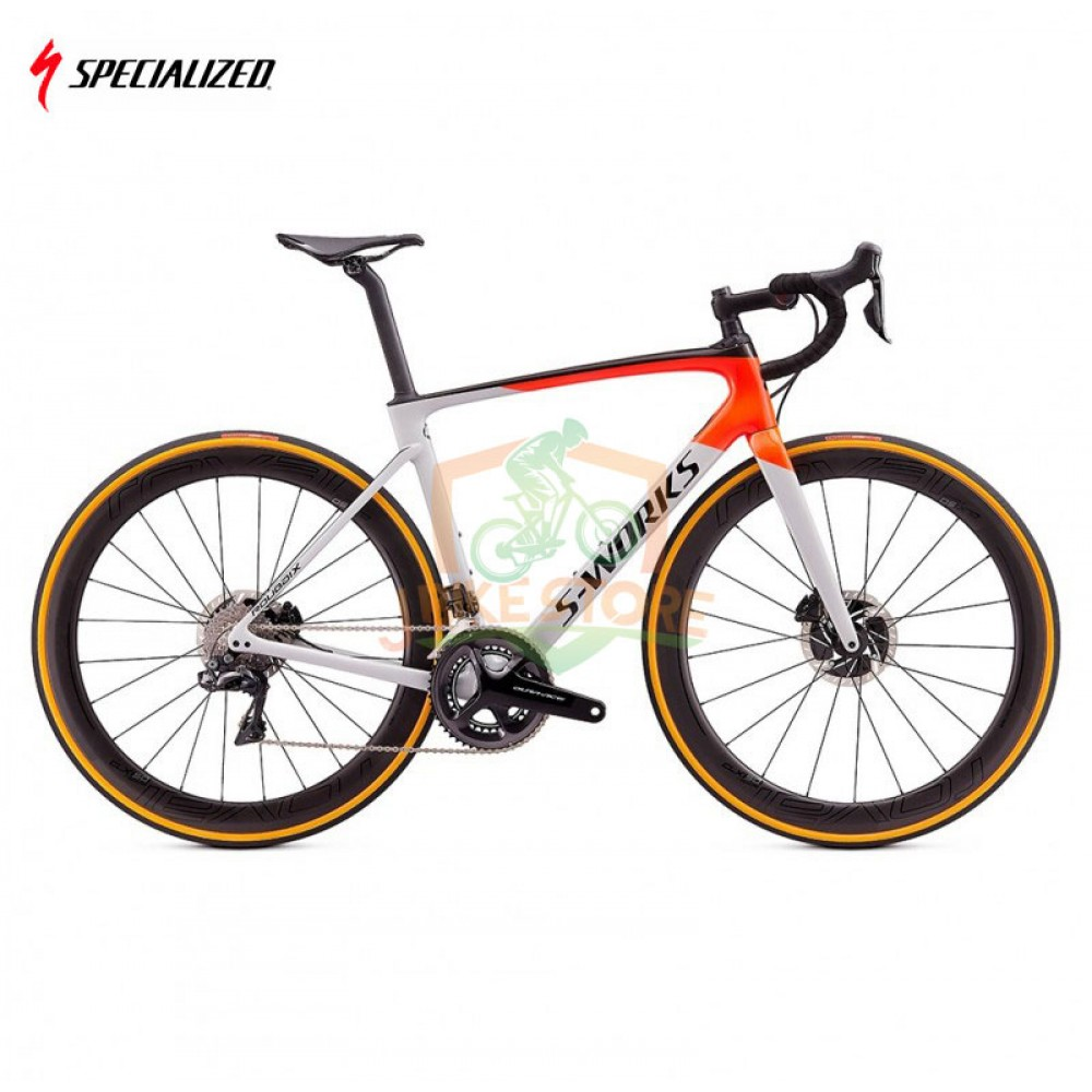 2020 Specialized S-Works Roubaix Dura-Ace Di2 Disc Road Bike