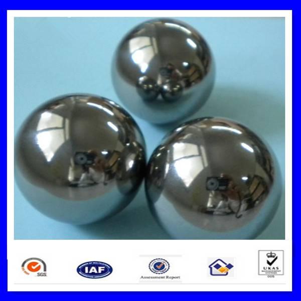 available chrome steel ball