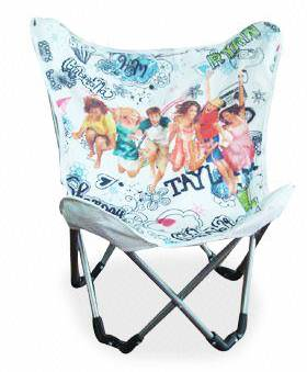 Sell leisure chair,butterfly chair,outdoor folding chair