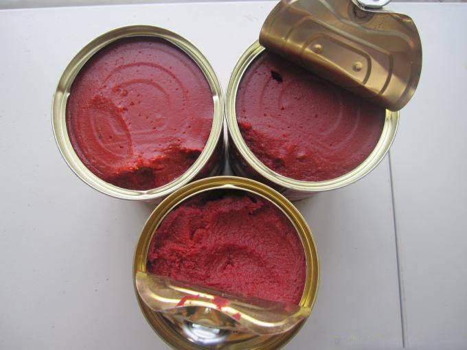 Hot selling 28-30%tomato paste.