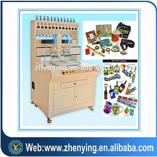 automatic dispensing machine for liquid PVC glueing