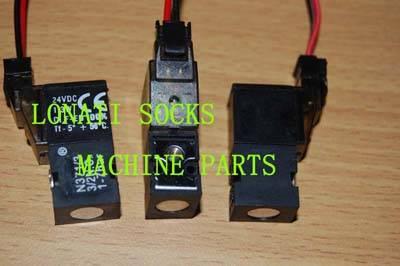 warp knitting socks hosiery machine parts - Valve