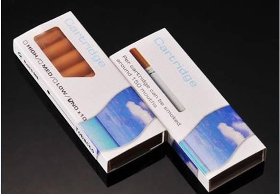 Cartridge of Electronic Cigarette
