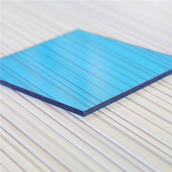 XINHAI 1.2-15mm thickness colored Polycarbonate solid sheet