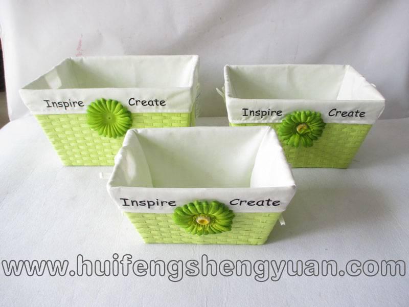 export kinds of wicker basket