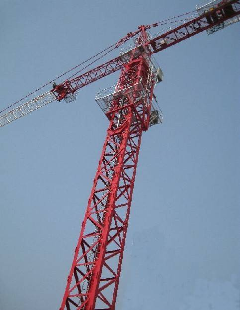 Max. Load 12t-Tc7032 Tower Crane