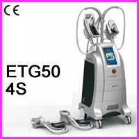 four handpieces cryolipolysis machine